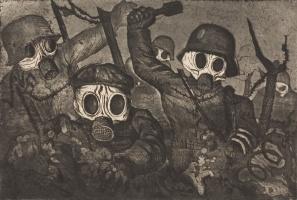 Otto Dix: El diablo está en los detalles