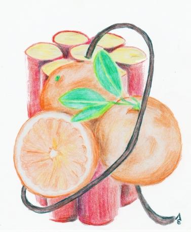 Ilustración de Alicia Calero. http://www.drawfolio.com/es/portfolios/somsomni